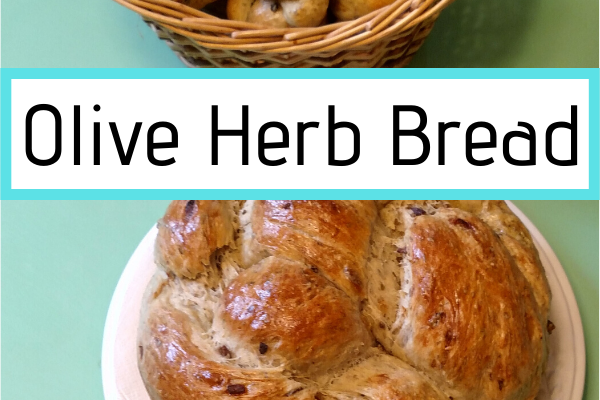 Olive Herb Bread