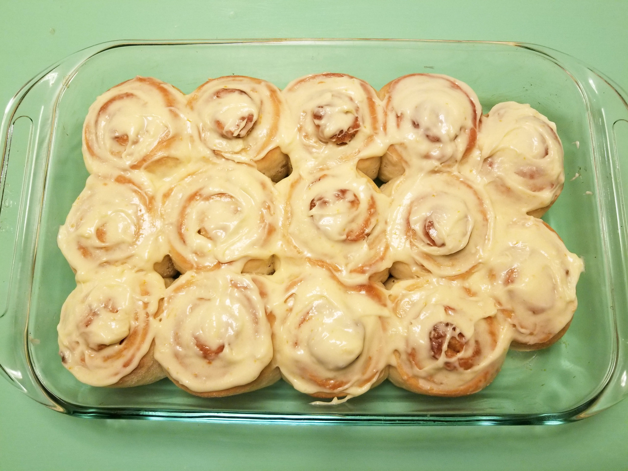 Bakery Fresh Cinnamon Rolls