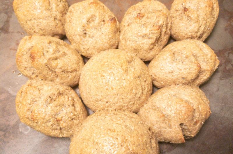 Honey Rye Thanksgiving Bread